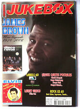 JUKEBOX n°252; James Brown/ Argus EP étrangers, Elvis/ Cartes Postales/ Rock Us