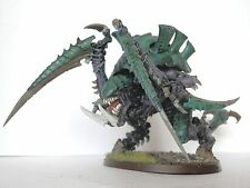 40K TYRANID ARMY-CARNIFEX  WELL PAINTED PLASTIC C