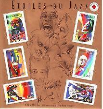BLOC TIMBRE FRANCE N° 50  **   ETOILE DU JAZZ