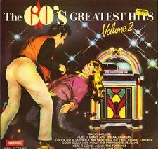 THE 60'S GREATEST HITS volume 2 merseybeats/pj proby/tymes WW 2020 LP PS EX/EX