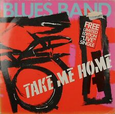 "Blues Band – Take Me Home – ltd ed live single – 2 x 7"" – BOOT 6 – VG"