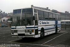 Ulsterbus 550 Derry 1985 Irish Bus Photo B
