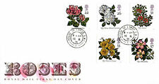 16 JULY 1991 ROSES ROYAL MAIL FIRST DAY COVER HOUSE OF LORDS SW1 CDS