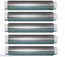 20 x Rollen Alufolie Aluminiumfolie 11my 30cmx130m Alu Folie je 130 Meter Rolle