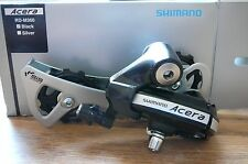 8 Speed Rear Bicycle Derailleur Shimano Rd-M360 Acera Black New Great Replace