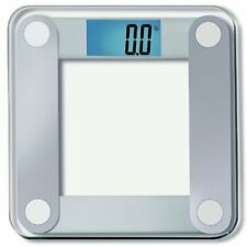 EatSmart Products Free Body Tape Measure Included Digital Bathroom Scale with