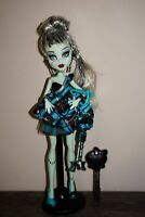 Monster High doll Frankie Stein Sweet 1600 Mattel