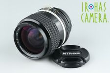 Nikon Nikkor 28mm F/2 Ais Lens #15755A4