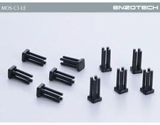 ENZO TECH  Forged Copper Heat Dissipation MOSFET Heatsink (10pcs) - MOS-C1-LE