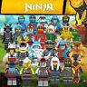 Ninjago Lot Blizzard Samurai Season 11 Minifigures 24 Set Custom Lot -USA SELLER