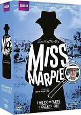 MISS MARPLE The Complete Collection (DVD, 2015) BBC TV Series Volumes 1 2 & 3