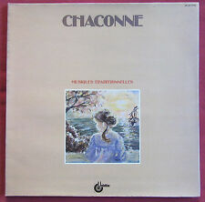 CHACONNE LP ORIG FR MUSIQUES TRADITIONNELLES