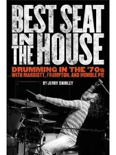 Shirley Jerry Best Seat In The House Drumming In The 70s Bam Bk  MUSIC BOOK