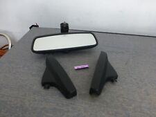 2008-2011 BMW E90 E92 E93 3-Series OEM Rear View Mirror Dim Homelink & COMPASS