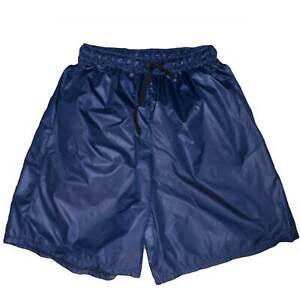 Pantaloncino shorts uomo art.avana 098 monocromatico blu  in tessuto semilucido