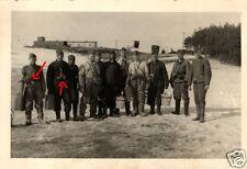 19430/ Originalfoto 7x10cm, Soldaten mit Gasmaske+ABC Ausrüstung
