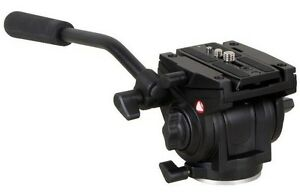 Kenro Pro Fluid Video Mini Head 2-way For Manfrotto HDV 701HDV 501PL Plate