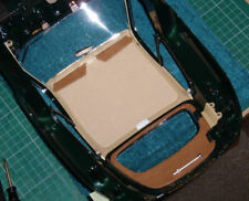 Interior head lining for DeAgostini 1/8 E Type Jaguar Part work