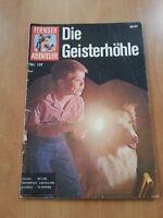 FERNSEH ABENTEUER die GEISTERHÖHLE Nr.137 TESSLOFF VERLAG 1961
