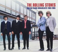 The Rolling Stones-British Radio Broadcasts 1963-1965 CD NEUF