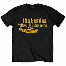 THE Beatles-Yellow Submarine niente è reale T-shirt