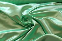 Superior quality Duchess satin fabric for prom, evening £5.20/m 1.14cm wide