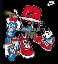 NIKE Poster [36 x 24] Brand Promo Advertising Print Wall Poster 1A