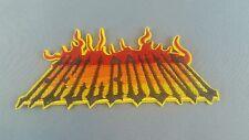 HELLBOUND  emroidered  iron on /sew on badge