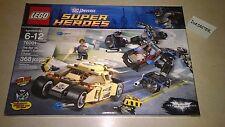 LEGO The Bat vs Bane Tumbler Chase (76001) - DC Super Heroes Batman - NIB - 2013