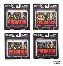 Predator Minimates Series 1 Complete Set