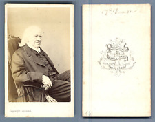 Reverend George Osborn D.D, President of the Methodist Conference 1863 and 1881