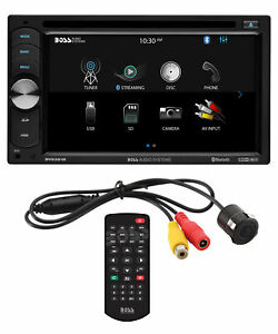 BOSS Audio Systems BVB9351RC Car DVD Player with Rearview Camera - Double Din, B