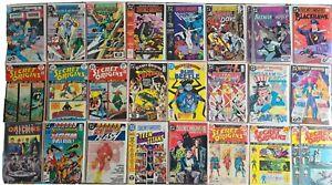 Secret Origins DC Comics - Job Lot