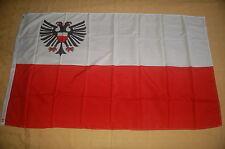 Lübeck Flagge Fahne Hißflagge Hissflagge 90 x 150 cm