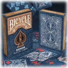 Bicycle Denim Deck Poker Spielkarten