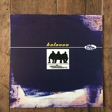Swollen Members ‎– Balance LP. UK 1st 1999  Jazz Fudge ‎– JFR 016