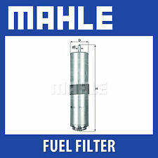 MAHLE Fuel Filter - KL763D - KL 763D - Genuine Part - Fits ALPINA AND BMW