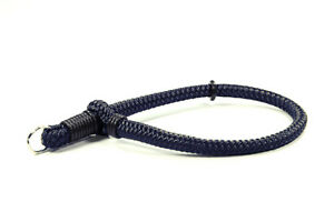 Lance Camera Straps USA Lug Wrist Strap Cord Rope Camera Strap - Dark Blue