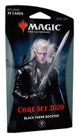 Core Set 2020: 35 Card Theme Booster pack - BLACK - Magic the Gathering (MTG)