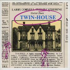 LARRY CORYELL - PHILIP CATHERINE  twin house