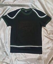D&G dolce&gabbana maglietta t-shirt vintage col nero black cotone cotton size M