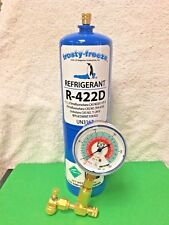 Refrigerant R422D, R-422D, R422 (R22 R-22 R-407C R-417A Substitute), 28 oz. Can