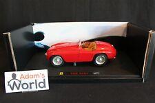 Hot Wheels Elite Ferrari 166 MM 1:18 red (PJBB)