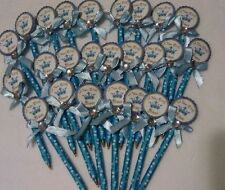 24 Baby Shower PRINCE pens Favors for boy