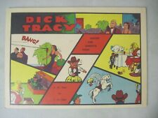DICK TRACY DAILIES AND SUNDAYS FROM 3-12-1940 TO 7-13-1940 REPRINT SC 1983 GOULD