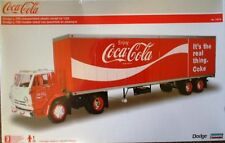 Coca-Cola Coke Truck Dodge L-700 1/25 scale Lindberg Model
