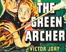 THE GREEN ARCHER, 12 CHAPTER SERIAL, 1940