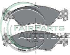 Bremsbelag-Satz Ford Fiesta III, IV Mazda 121  vorn System: ATE