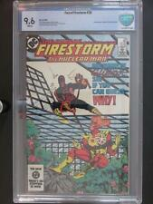 Fury of Firestorm #28 -NEAR MINT- CBCS 9.6 NM+ DC 1984 - 1st App of Slipknot!!!