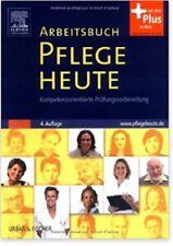 PFLEGE HEUTE - ARBEITSBUCH,  Ausbildung zur Gesundheits- und Krankenpflege, NEU
